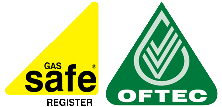 Gas Safe Oftec